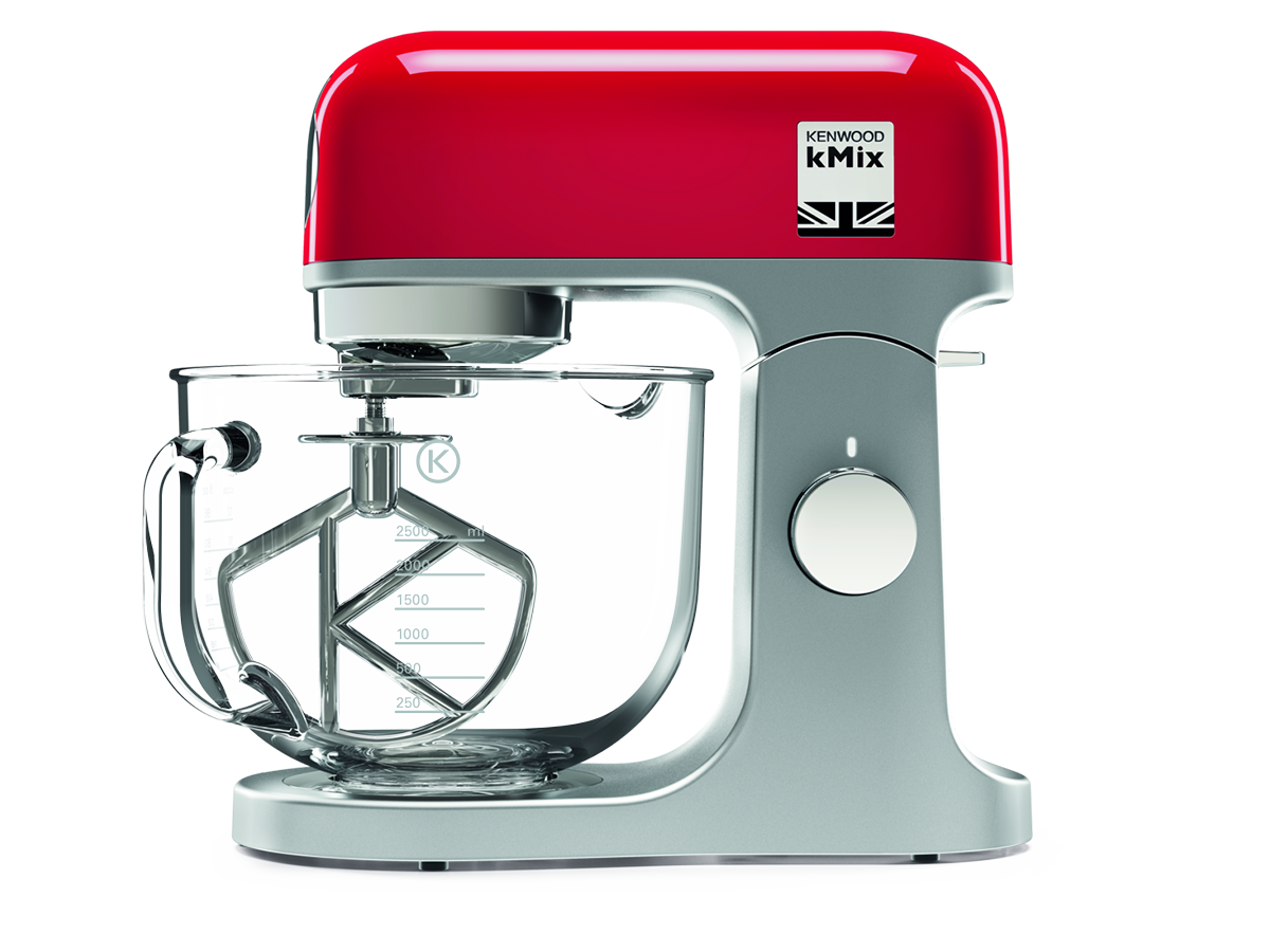 Kenwood Spicy Red KMX754RD